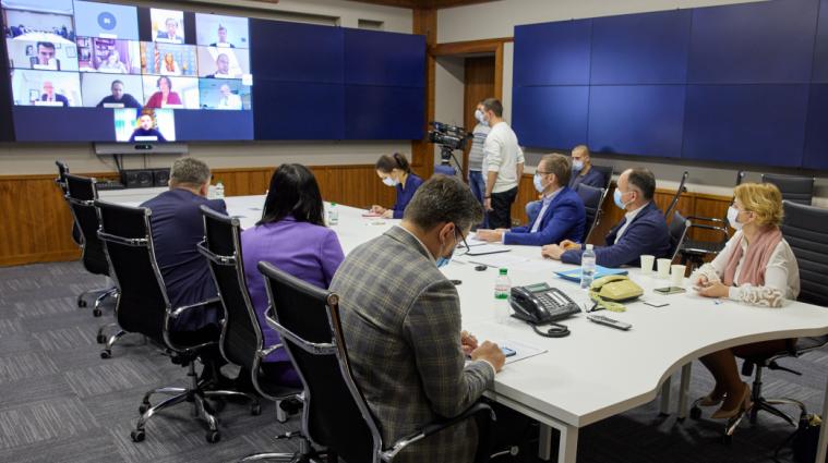 Зеленский заверил послов G7, что Сытник останется на посту главы НАБУ