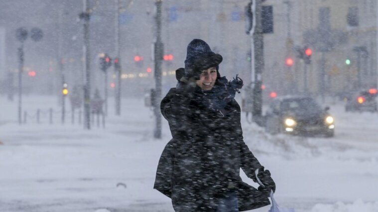 Холод в Украине: во всех областях развернут сеть пунктов обогрева