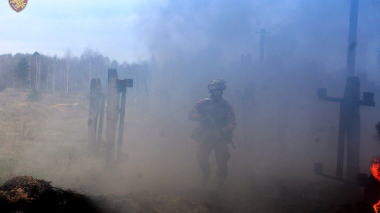 Стало известно имя украинского воина, погибшего на Донбассе 22 апреля