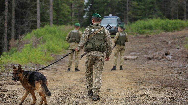 ГПСУ не фиксировала никаких выстрелов на границе с Россией