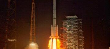 """Китай успішно запустив """"Тяньхуей I-04"""" у космос"""