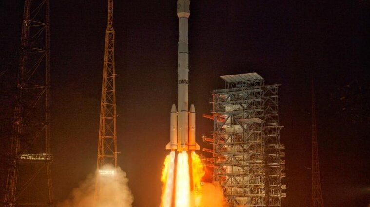 Китай запустив новий метеорологічний супутник