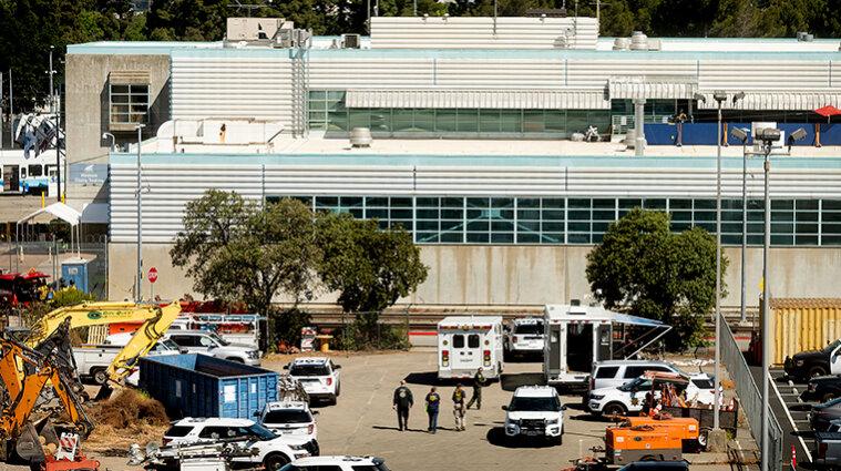 Стрельба на железнодорожной станции в Калифорнии: погибли девять человек