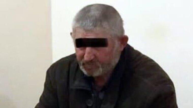 Подозреваемый в убийстве семилетней Марийки признался в преступлении - видео