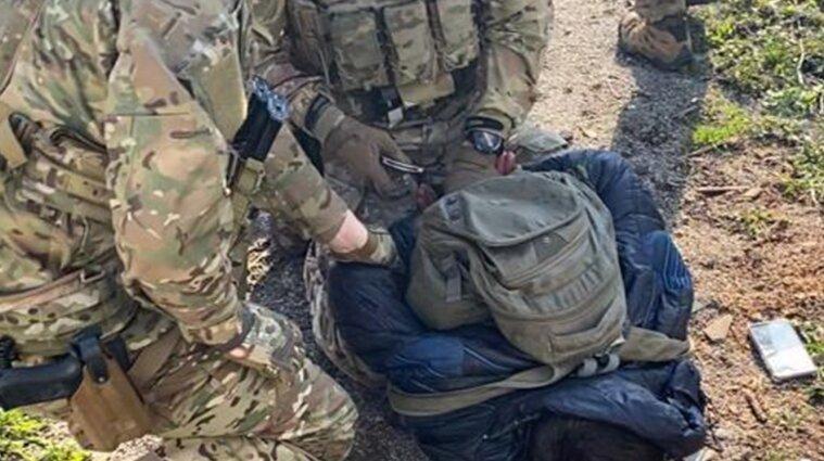 У Житомирській області СБУ затримала агента російських спецслужб - відео