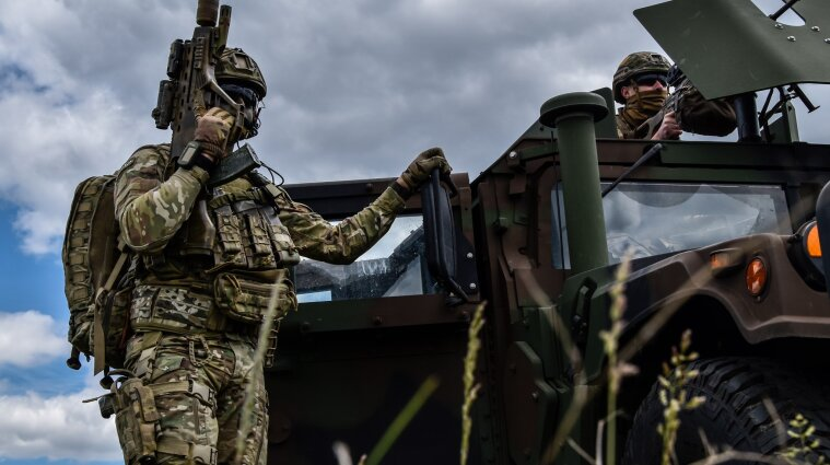 Стало відоме ім'я воїна, який загинув біля Золотого на Донбасі