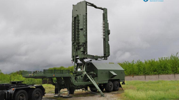"""""""Укроборонпром"""" передав військовим модернізовану радіолокаційну станцію (фото)"""