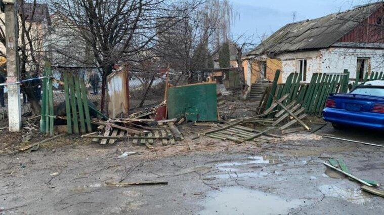Хотел убить бывшую, но подорвался сам: полиция выяснила, кто погиб в Боярке