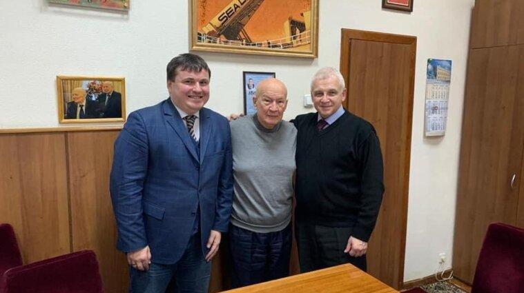 Екссекретар РНБО став новим керівником наглядової ради Укроборонпрому
