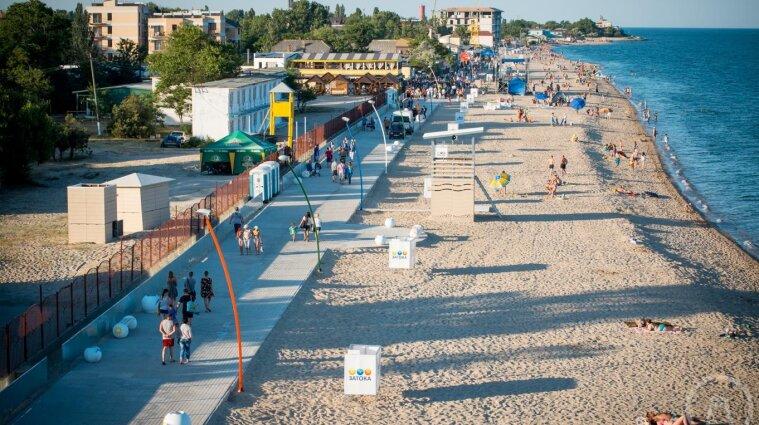 На Одещині на трьох пляжах не можна купатися