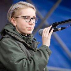 Зінкевич розповіла, як поєднує депутатство з материнством