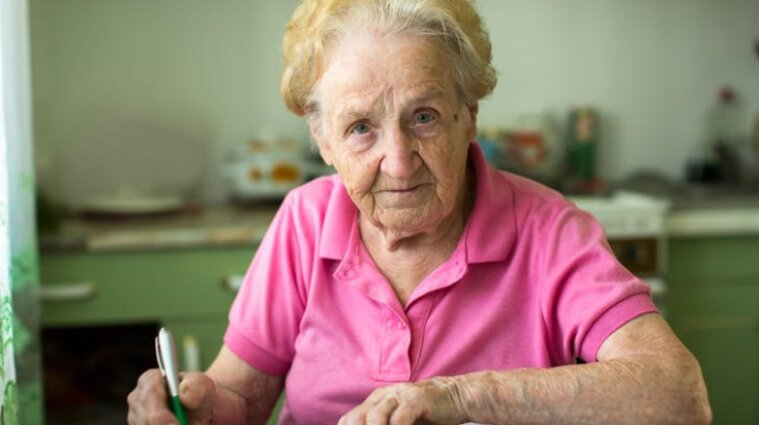 З 1 квітня в Україні зросте пенсійний вік для жінок