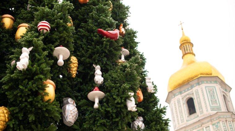 У Києві готуються до Нового року: якою буде ялинка-2022
