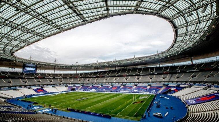Самый большой стадион Франции временно станет центром вакцинации населения
