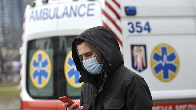 Украина может выйти на первое место в Европе по смертности от коронавируса