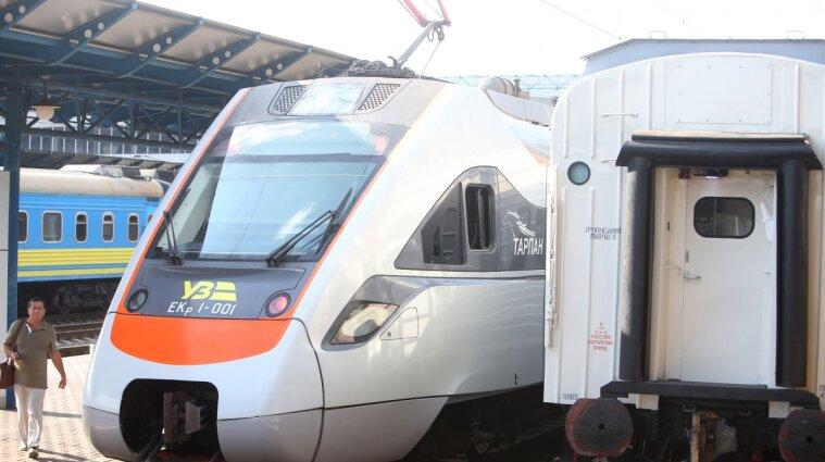 Потяги від Києва до Борисполя їздитимуть частіше - УЗ
