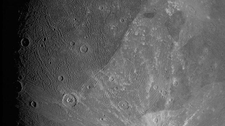 NASA показало самый большой спутник Юпитера - фото