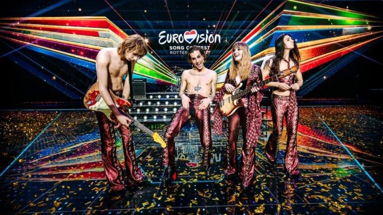 Італійський гурт Måneskin: про що співає переможець Євробачення-2021