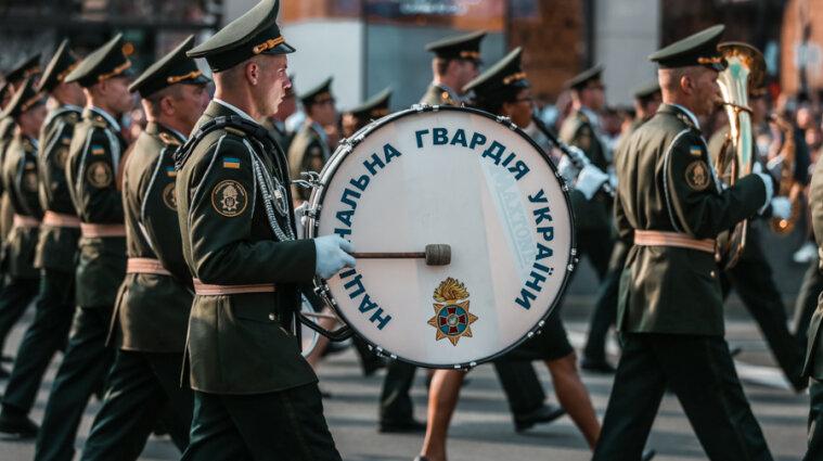 Украинские военные показали последние приготовления к параду на День Независимости (фото, видео)