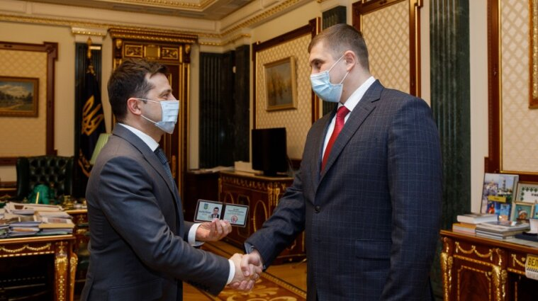 Зеленський призначив нового очільника Херсонської ОДА