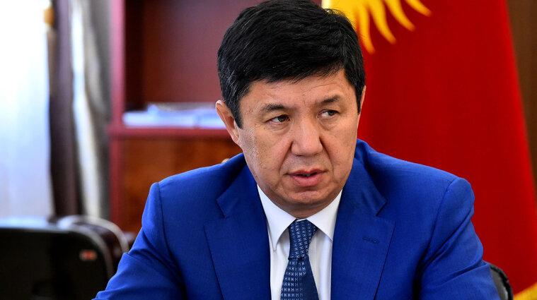 Колишнього прем'єр-міністра Киргизстану взяли під варту: у чому його звинувачують