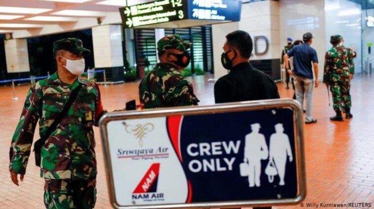 Серед загиблих у авіакатастрофі в Індонезії українців немає – МЗС