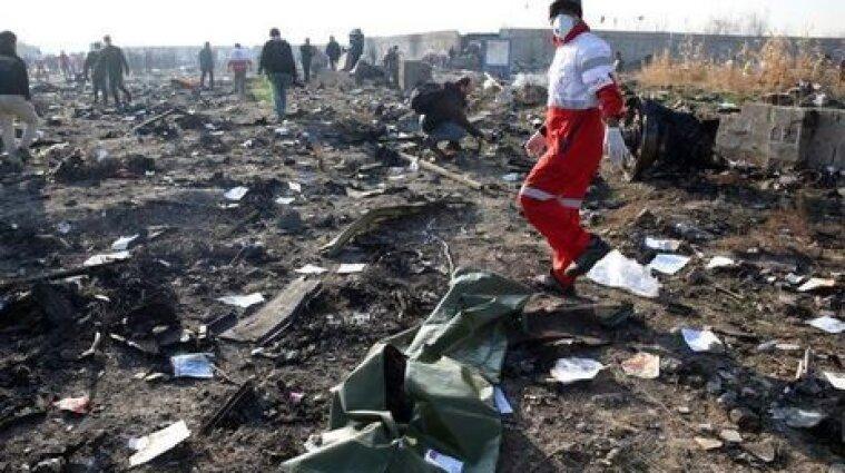 Іран маніпулює причинами катастрофи літака МАУ - МЗС України