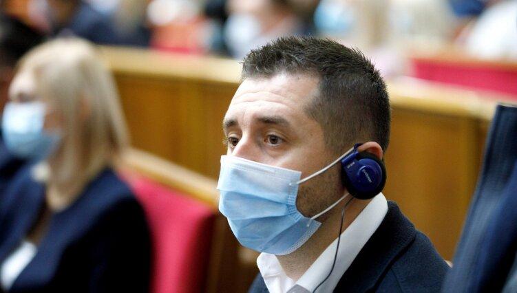 В Україні введуть повний локдаун з ймовірністю 90% - Арахамія