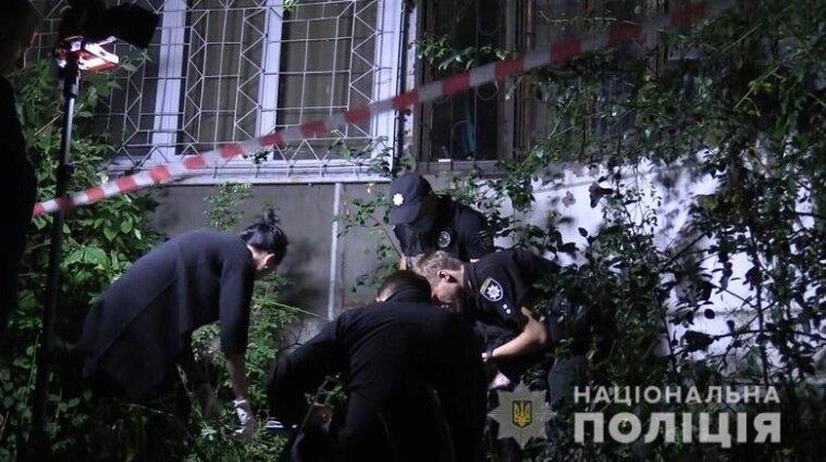 Уродженець Донеччини у Києві скинув знайому з балкона 7-го поверху - відео