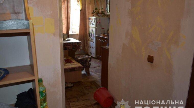 Житель Кропивницкого топором убил пенсионерку, у которой проживал