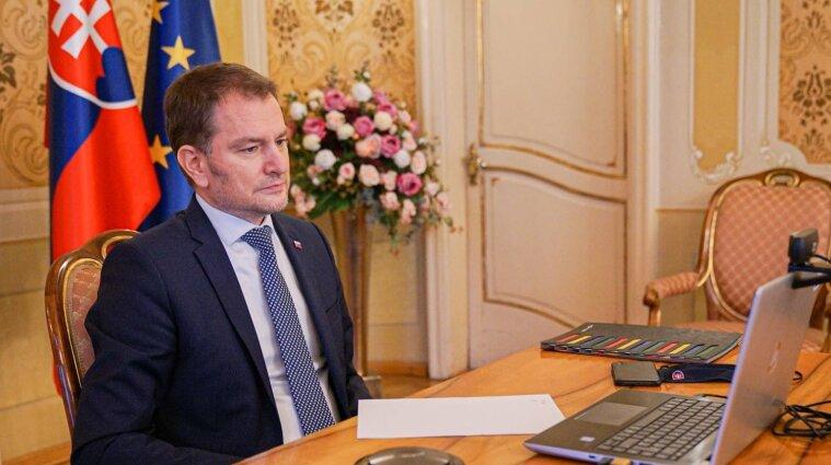 Прем'єр Словаччини вибачився перед Україною за невдалий жарт