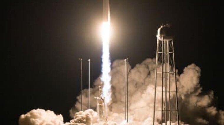 Американці запустили ракету Antares, яку розробляли спільно з українцями