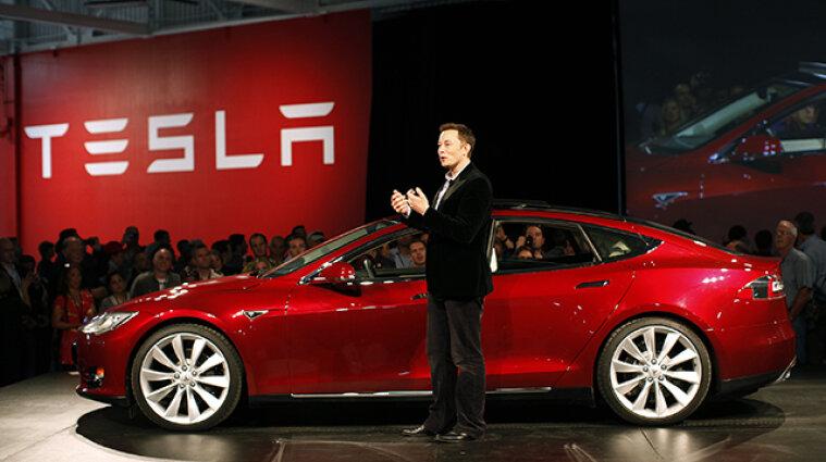 Tesla поставила рекорд: общие поставки электрокаров выросли на 20%