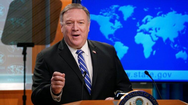 США не вирішили, чи визнаватимуть Тіхановську президентом Білорусі