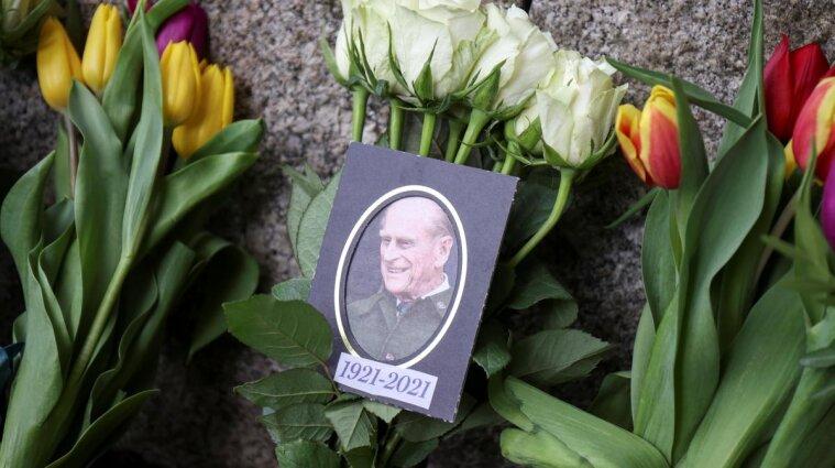 У Букінгемському палаці оприлюднили деталі похорону принца Філіпа