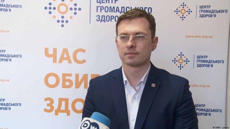 Кабмин назначил нового главного санитарного врача Украины