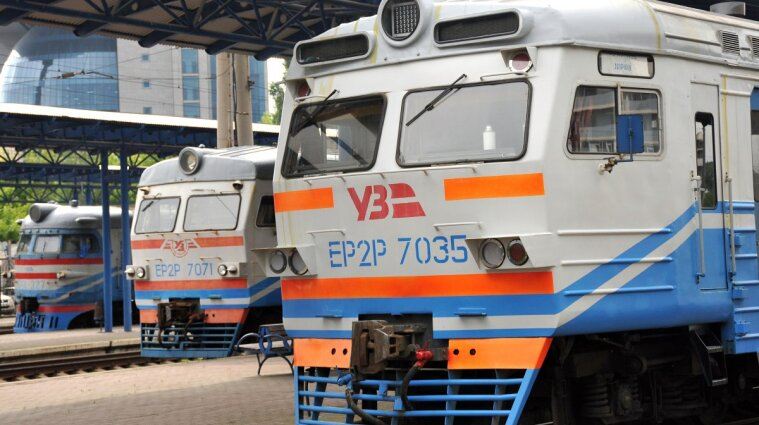 Локдаун у Києві: як курсуватимуть поїзди через столицю