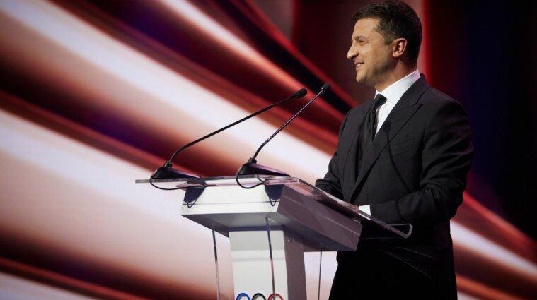 Зеленский хочет провести в Украине зимнюю олимпиаду