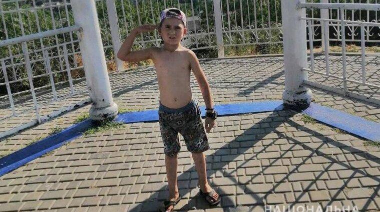 Восьмирічний хлопчик зник у Кременчуці під час відпочинку з батьками - фото