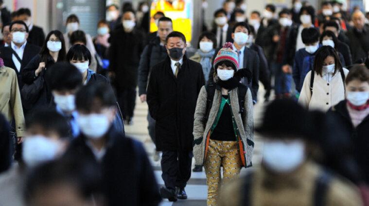 Японія повністю заборонить в'їзд для іноземців через мутації COVID-19