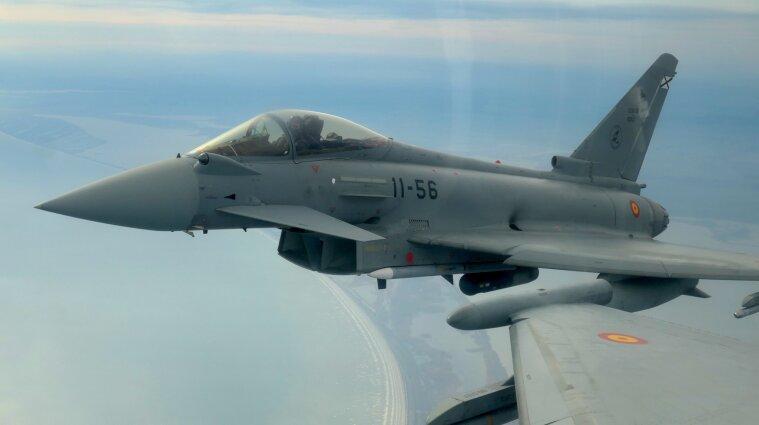 Авиация НАТО пролетит над Крещатиком в День Независимости