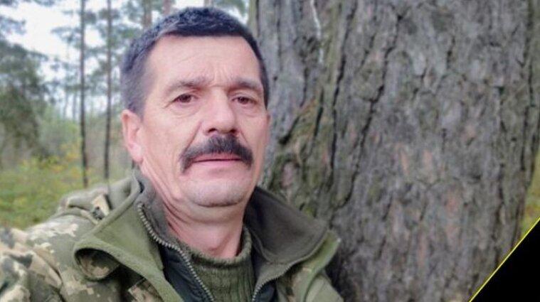 Стало відоме ім'я українського захисника, який загинув біля Південного на Донбасі