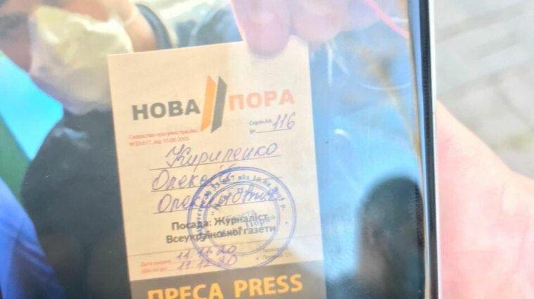 Повторні вибори в Україні: у Дрогобичі працювали псевдожурналісти