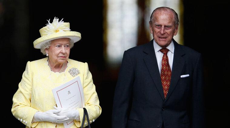 Єлизавета ІІ та принц Філіп зроблять щеплення від коронавірусу