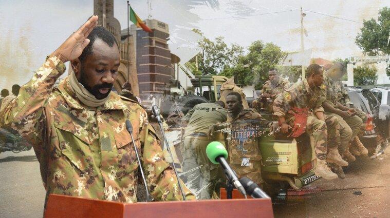 Двоє бандитів напали з ножем на президента Малі