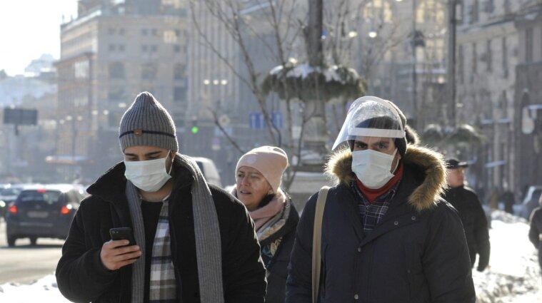 Коронавірус в Україні: МОЗ оновило розподіл на карантинні зони
