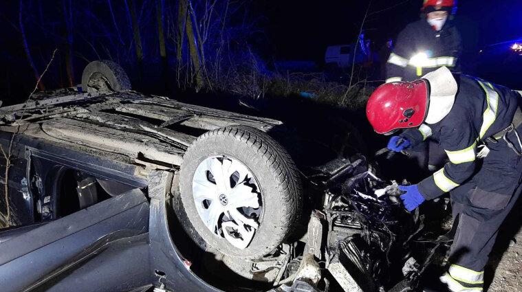 ДТП у Хмельницькій області: загинули чоловік та двоє жінок