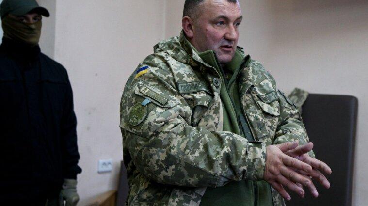 Генерала Павловського арештували на два місяці: які звинувачення