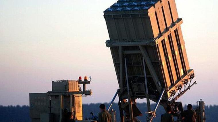 """У Міноборони хочуть закупити систему ППО на кшталт ізраїльського """"Залізного купола"""""""