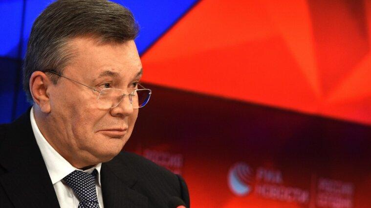 ВАКС відмовив у заочному арешті Януковича